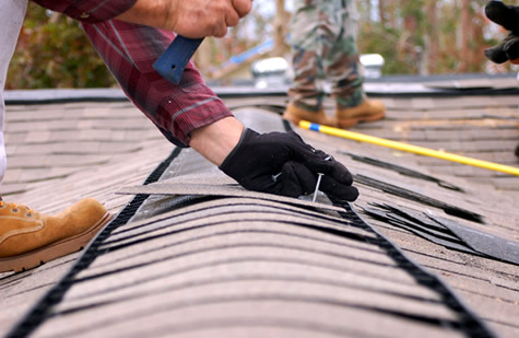 New Roofs and Roof Replacements