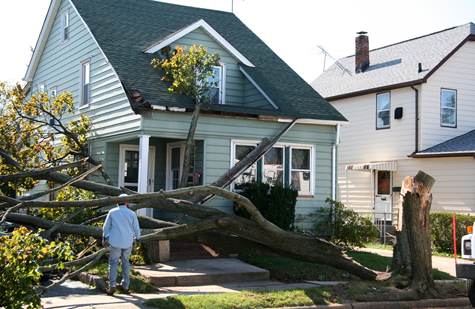 Hail and</br>Storm Damage