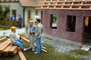 Three Roofing Contractors