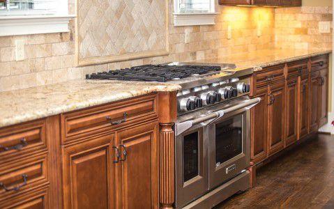 Kitchen remodel Gary wilbert